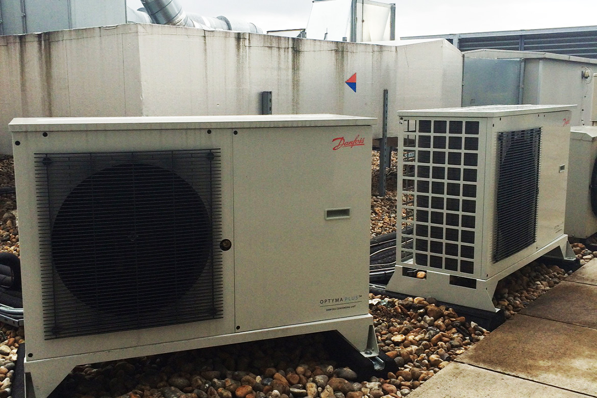 Some air conditioning units